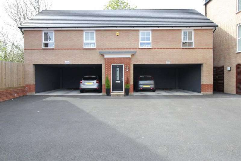 2 Bedrooms Detached House for sale in Broadhurst Place, Basildon, Essex, SS14