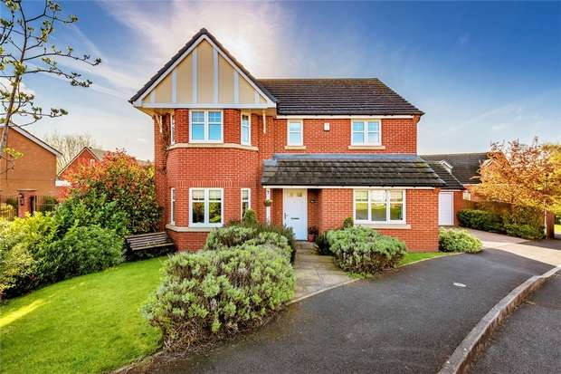 5 Bedrooms Detached House for sale in Harvest Close, Newport, Shropshire