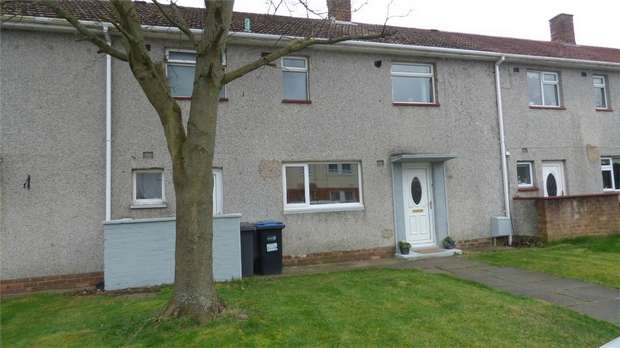 3 Bedrooms Terraced House for sale in Hackworth Close, Newton Aycliffe, Co Durham