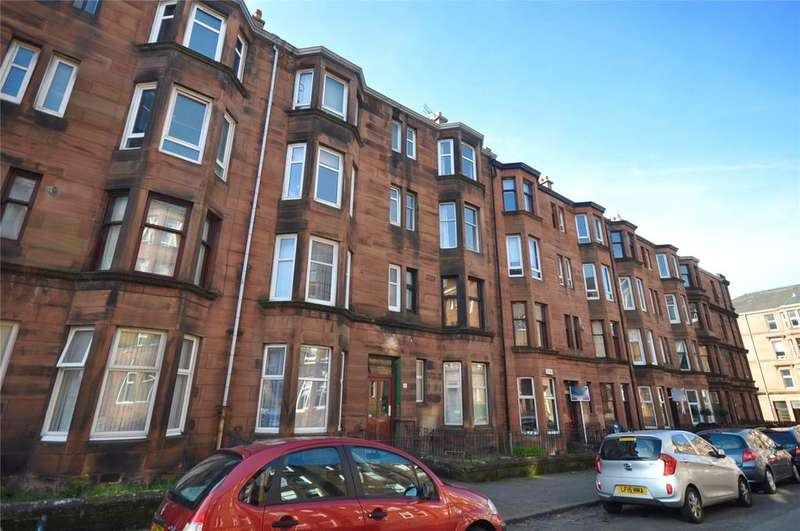 1 Bedroom Flat for sale in 0/1, 25 Kennoway Drive, Thornwood, Glasgow, G11