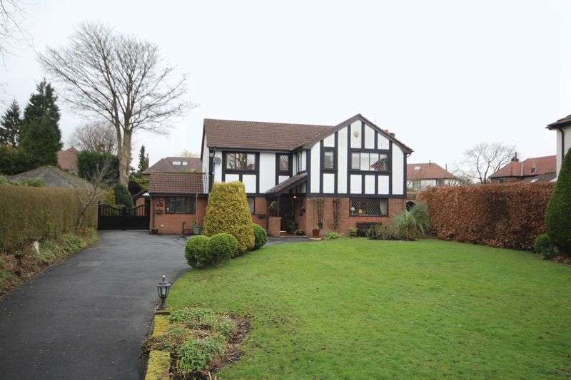 5 Bedrooms Detached House for sale in BEAUMONDS WAY, Bamford, Rochdale OL11 5NL