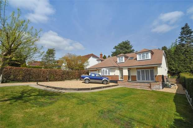 5 Bedrooms Detached House for sale in Winnards Close, West Parley, FERNDOWN, Dorset