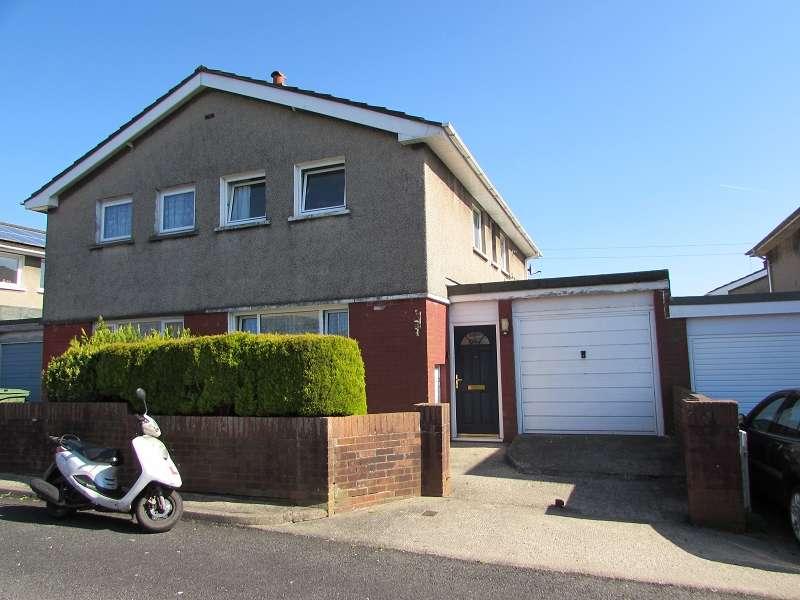 3 Bedrooms Semi Detached House for sale in Wern Deg , Pencoed, Bridgend. CF35 6YB