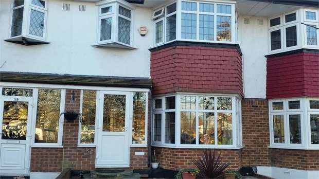 4 Bedrooms Terraced House for sale in Cardinal Avenue, Morden, Surrey