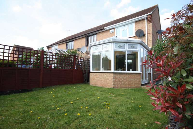 2 Bedrooms End Of Terrace House for sale in Sweet Briar Drive, Steeple View