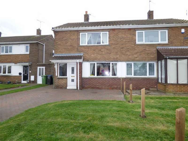 2 Bedrooms Semi Detached House for sale in 39, Pennine Way, Chilton