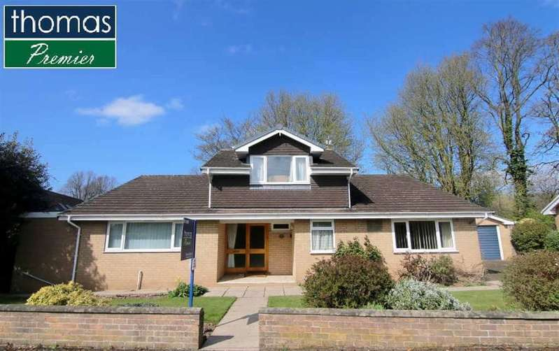 4 Bedrooms Detached Bungalow for sale in Badgers Close, Christleton