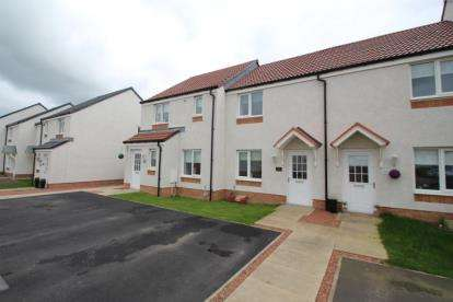 2 Bedrooms Terraced House for sale in Ladyacre Way, Irvine, North Ayrshire