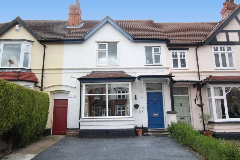 4 Bedrooms Terraced House for sale in Station Road, Wylde Green, B73 5LD