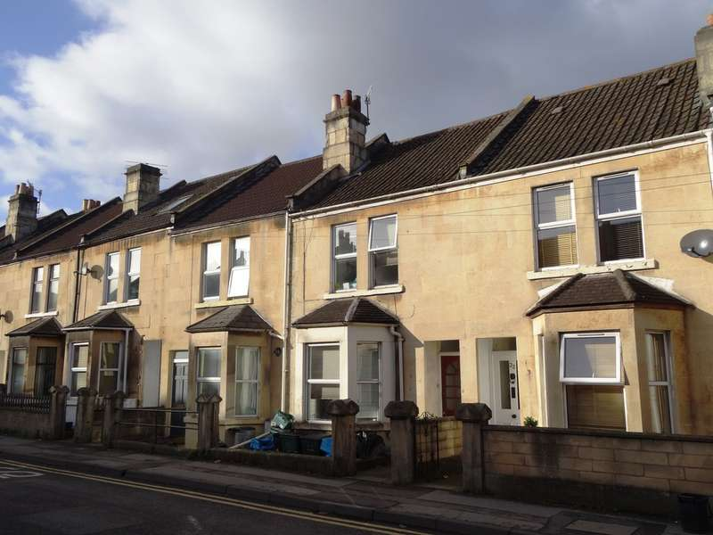 5 Bedrooms Terraced House for sale in Livingstone Road, Oldfield Park, Bath