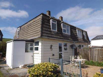 2 Bedrooms Semi Detached House for sale in Devon