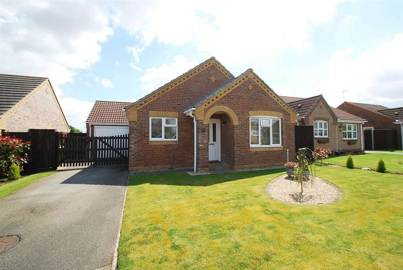 2 Bedrooms Bungalow for sale in Mill Close, Wainfleet, Skegness