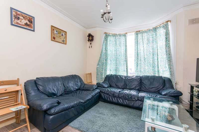 2 Bedrooms Flat for sale in Redfern Road, Harlesden, NW10