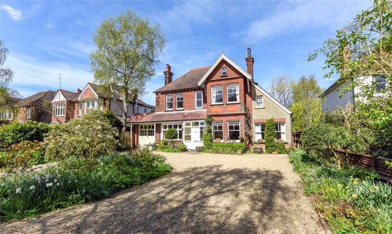 6 Bedrooms Detached House for sale in The Avenue, Chichester, West Sussex, PO19