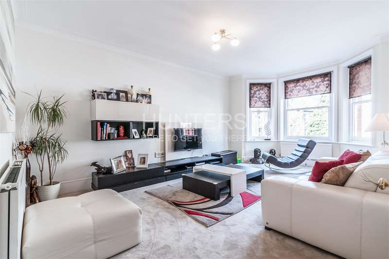 2 Bedrooms Apartment Flat for sale in Lyncroft Gardens, London, NW6 1JX