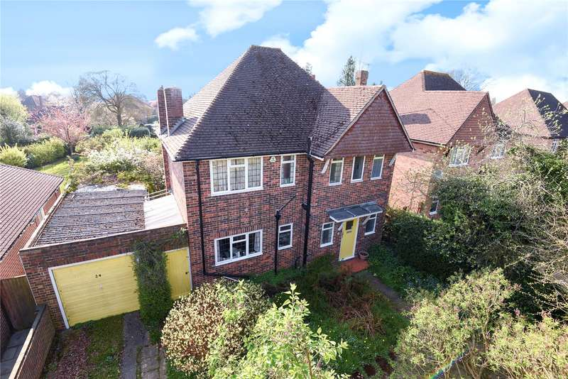 3 Bedrooms House for sale in Denham Lane, Chalfont St. Peter, Gerrards Cross, Buckinghamshire, SL9