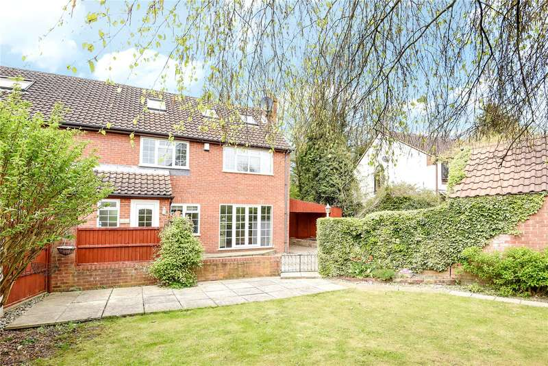 4 Bedrooms Semi Detached House for sale in Drayton Ford, Rickmansworth, Hertfordshire, WD3