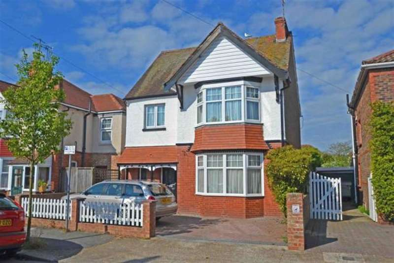 4 Bedrooms Detached House for sale in Gannon, Road, Worthing, BN11 2DT