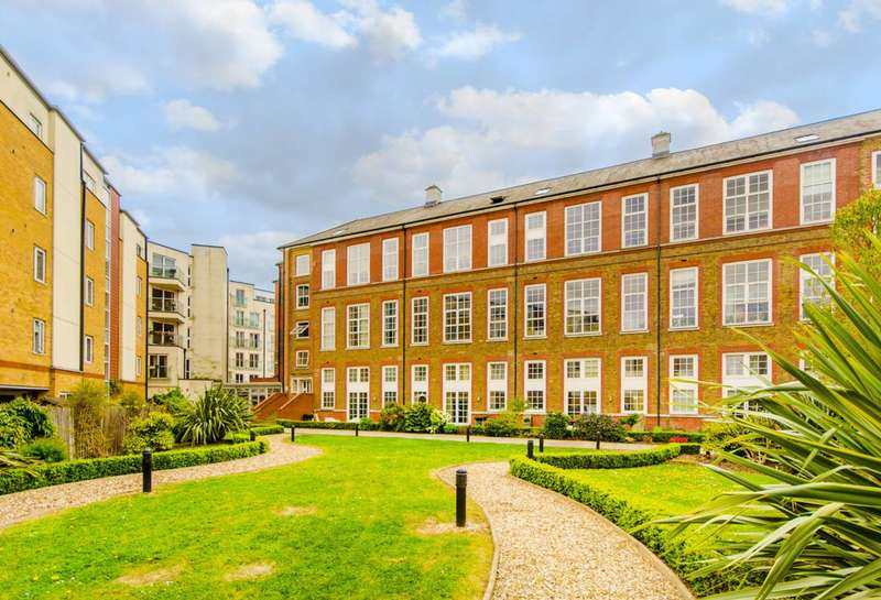 2 Bedrooms Flat for sale in Enfield Road, Islington, N1