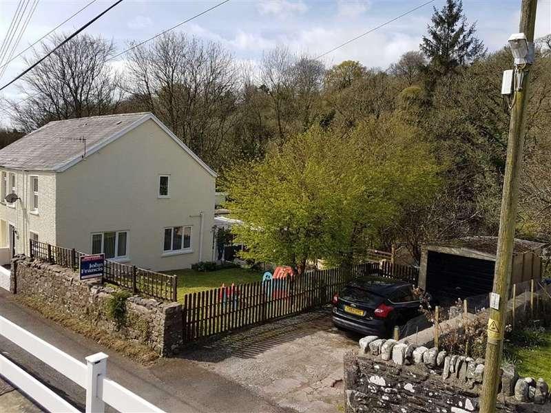 3 Bedrooms Property for sale in Llansteffan, Carmarthen
