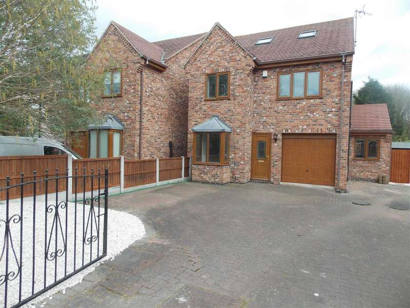 5 Bedrooms Detached House for sale in Willow Avenue, Long Eaton