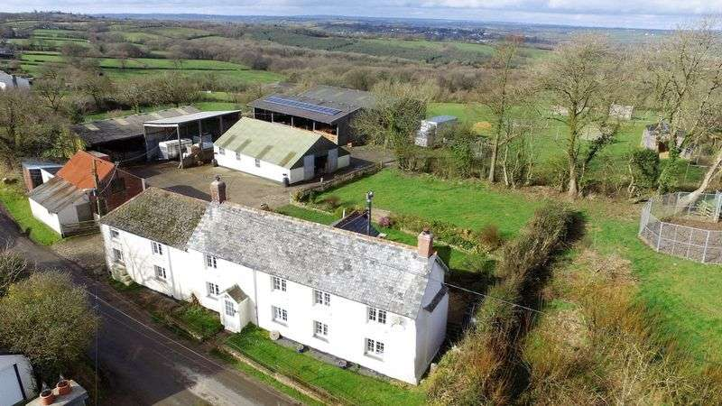 4 Bedrooms House for sale in Highampton, Beaworthy