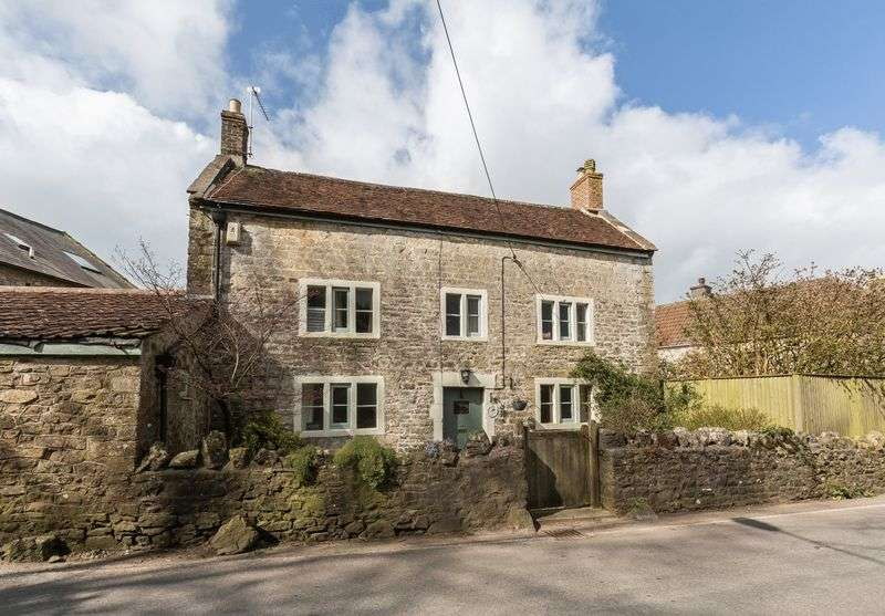 4 Bedrooms Detached House for sale in Stoke St. Michael, Somerset