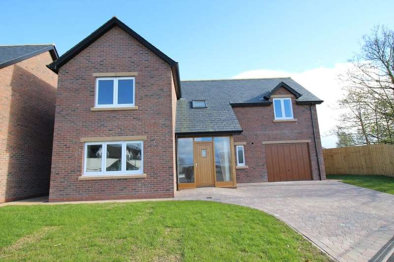 4 Bedrooms Detached House for sale in West Lane Close, Kirkbride, Wigton, CA7