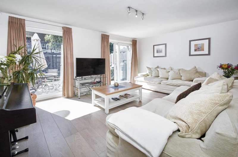 3 Bedrooms House for sale in Mayford Road, Nightingale Triangle, SW12
