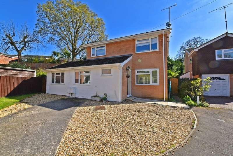 5 Bedrooms Detached House for sale in Bransgore