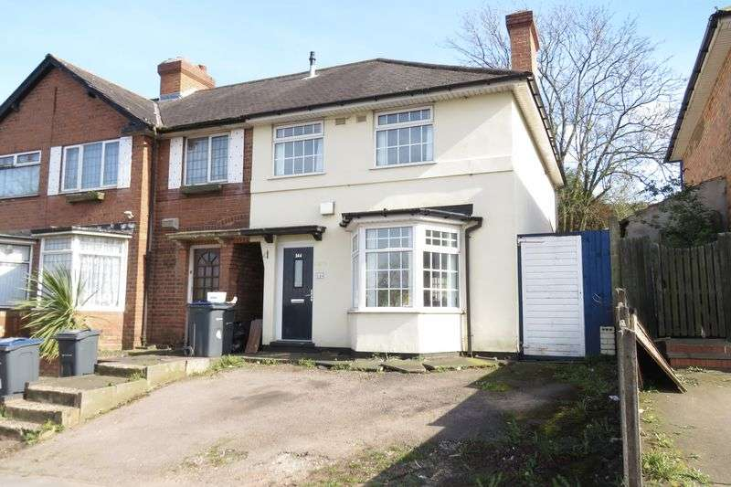 3 Bedrooms Terraced House for sale in Stockfield Road, Acocks Green, Birmingham B27 6BA