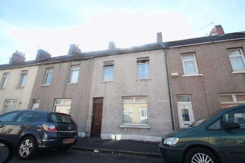3 Bedrooms Terraced House for sale in Queen Street, Bristol