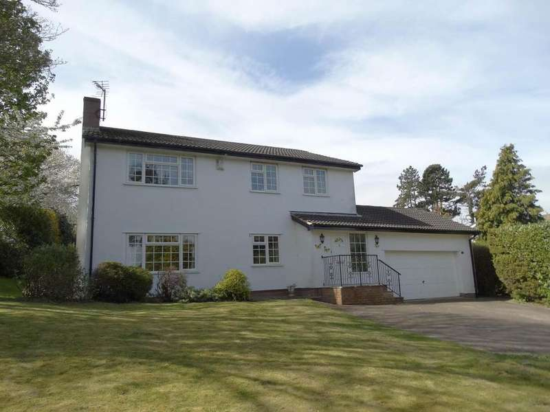 4 Bedrooms Detached House for sale in 36 Cherry Tree Lane, Upper Colwyn Bay, LL28 5YH