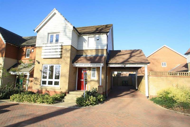 3 Bedrooms Detached House for sale in Welchman Court, Bletchley, Milton Keynes