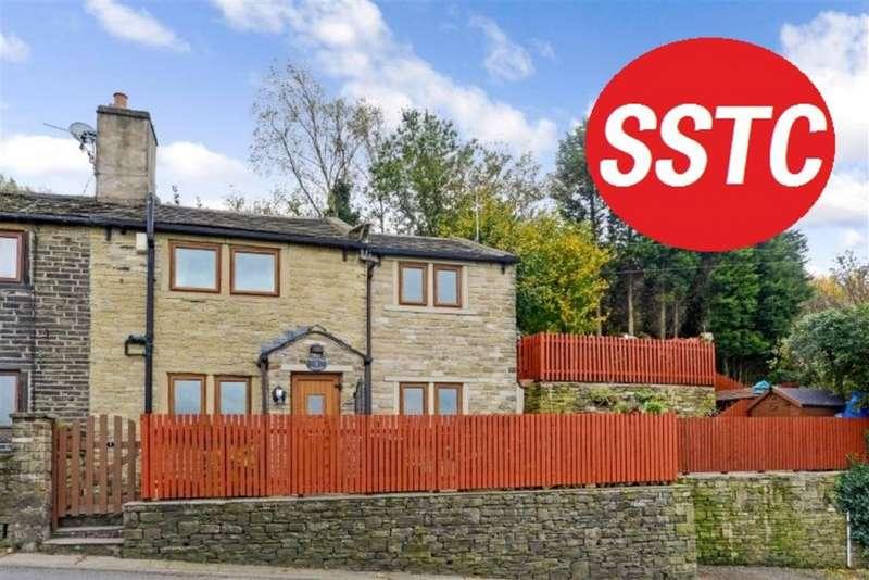 2 Bedrooms Semi Detached House for sale in Mona Cottages, Elland