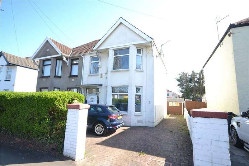 2 Bedrooms Semi Detached House for sale in Caerphilly Road, Heath, Cardiff, CF14
