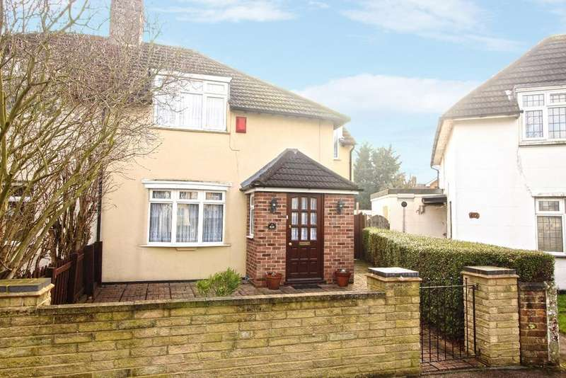3 Bedrooms Semi Detached House for sale in Erith Road Northumberland Heath DA8