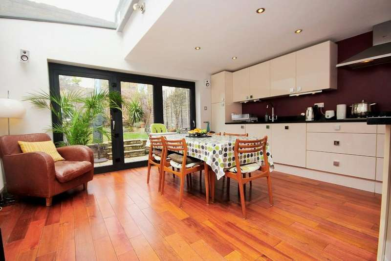 3 Bedrooms Terraced House for sale in Thorpedale Road N4 3BL