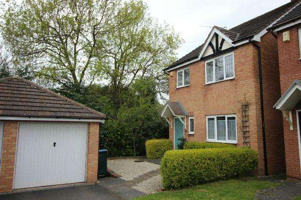 3 Bedrooms Detached House for sale in Battalion Court, Keresley, Coventry