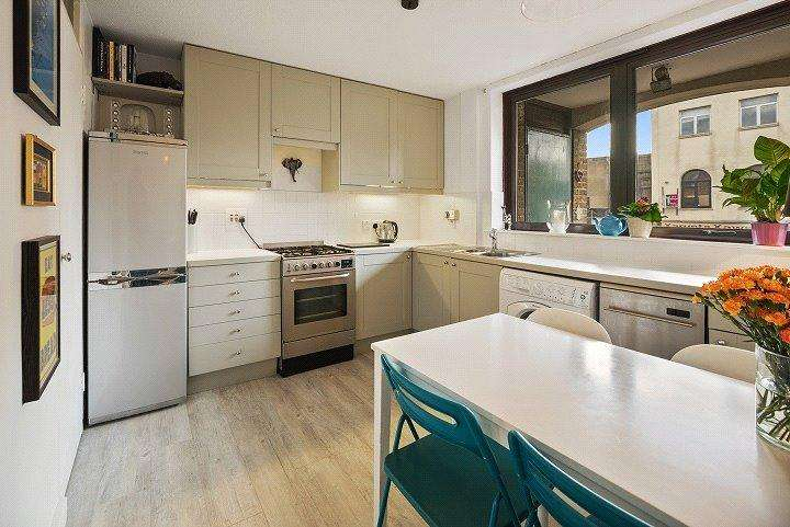 1 Bedroom Flat for sale in Castle Road, Camden Town, London, NW1