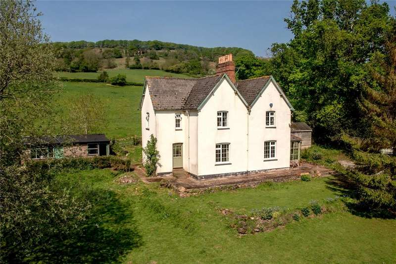 5 Bedrooms Detached House for sale in Crowcombe, Taunton, Somerset