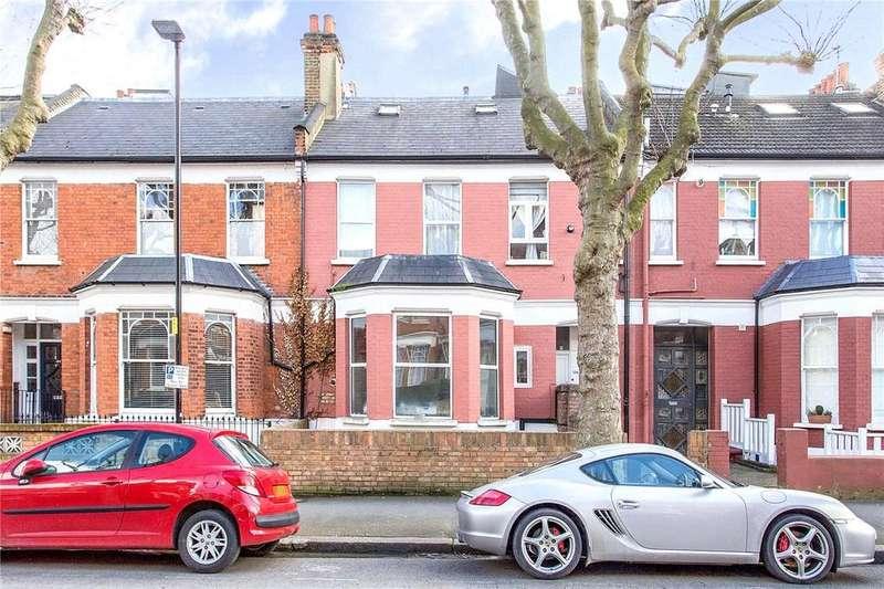 1 Bedroom Flat for sale in Stapleton Hall Road, London, N4