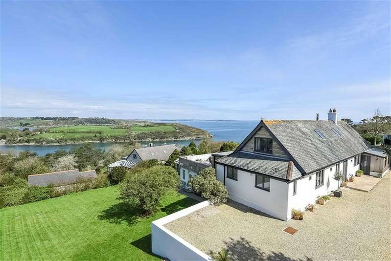 6 Bedrooms Detached House for sale in Gillan, Manaccan, Helston, Cornwall, TR12