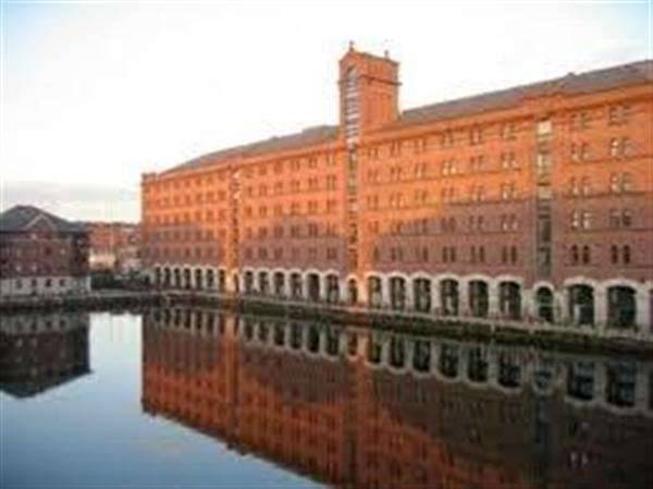 2 Bedrooms Apartment Flat for sale in Waterloo Warehouse, Liverpool