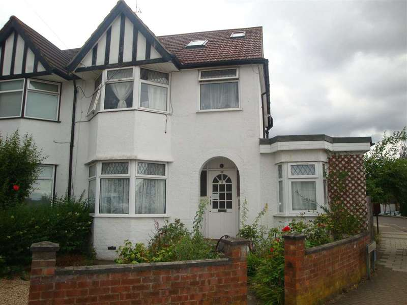 Semi Detached House for sale in Merlin Crescent, Edgware
