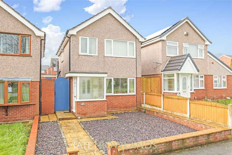 3 Bedrooms Detached House for sale in Bryn Onnen, Flint