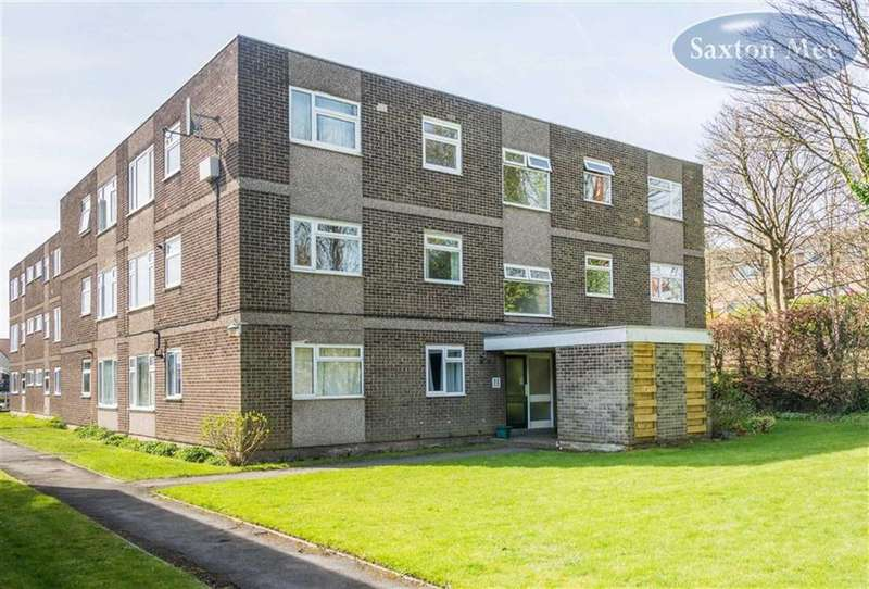 2 Bedrooms Apartment Flat for sale in Hallam Grange Close, Fulwood, Sheffield, S10
