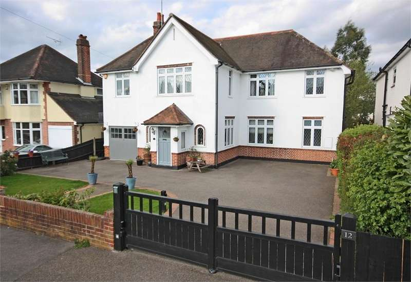 6 Bedrooms Detached House for sale in Shenfield, BRENTWOOD, Essex