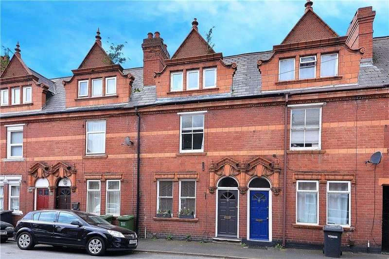 4 Bedrooms Terraced House for sale in Albert Road, Kidderminster, DY10