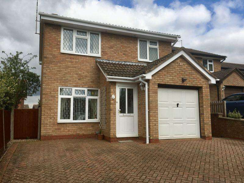 3 Bedrooms Detached House for sale in Daventry